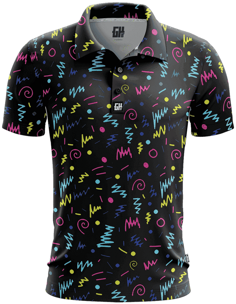 Bueller Golf Polo - Greater Half