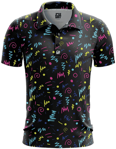 Image of Bueller Golf Polo - Greater Half