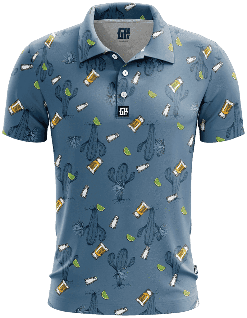 Agave Golf Polo - Greater Half