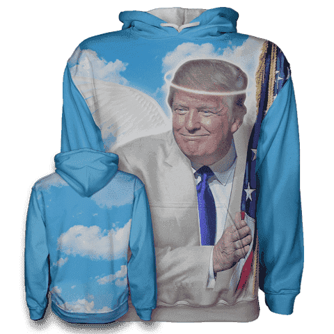 Lord Potus Hoodie Shirt Greater Half 5XL