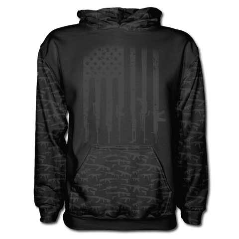 We The People Hoodie Shirt Greater Half