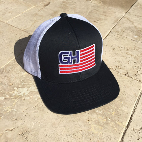 Greater Glory Snap Back (Multiple Colors) Hats Greater Half Navy/White