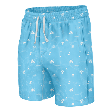 Island Hopper Swim Trunks