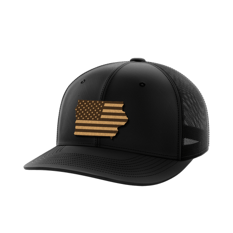 Iowa United Collection (leather)