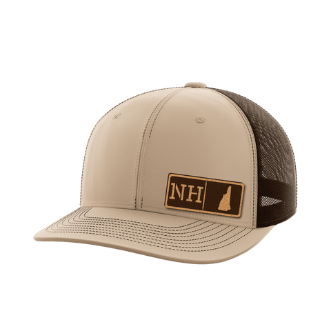 New Hampshire Homegrown Collection (leather)