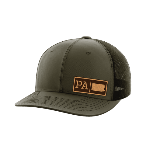 Pennsylvania Homegrown Collection (leather)