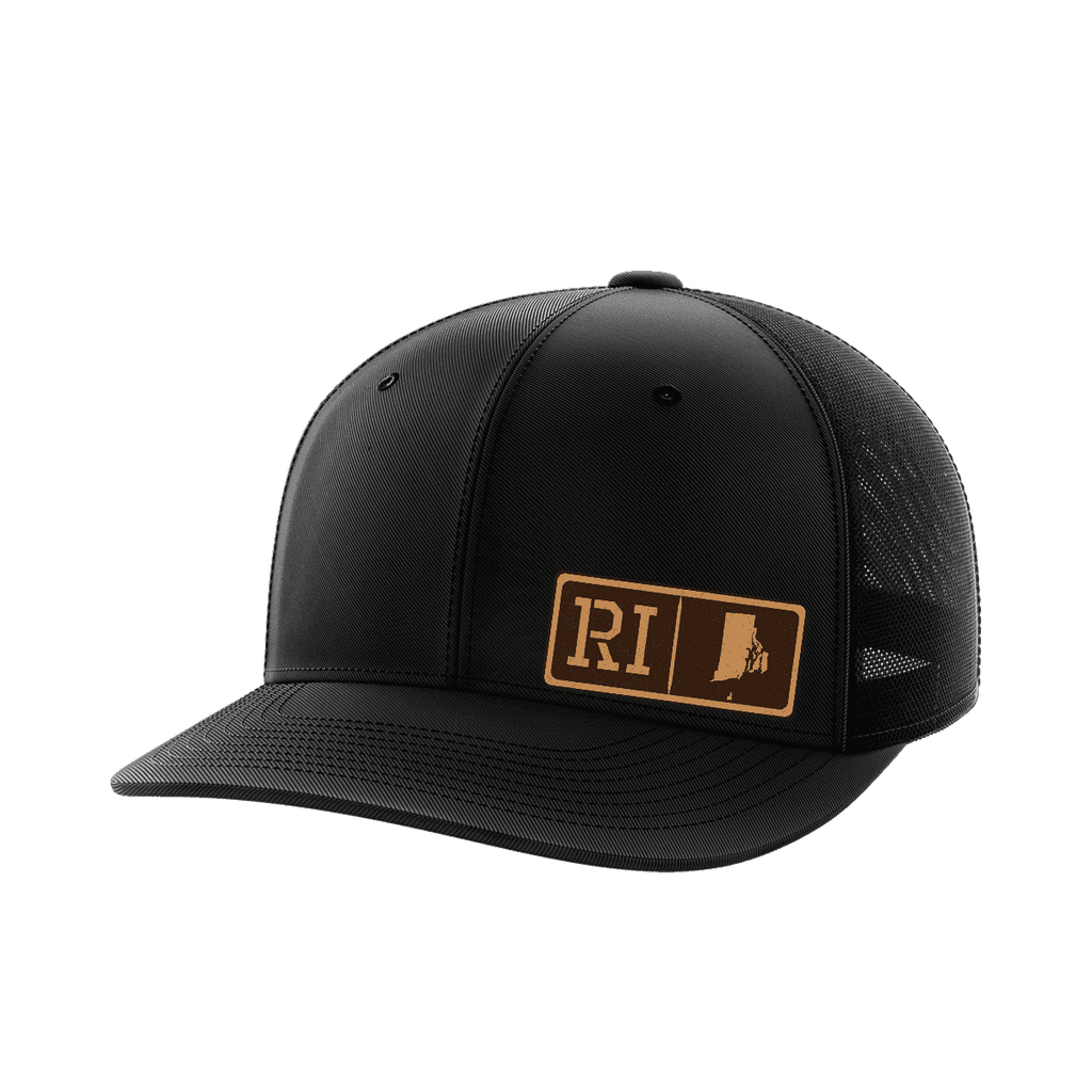Rhode Island Homegrown Collection (leather)