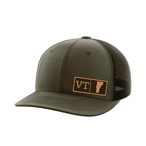 Vermont Homegrown Collection (leather)