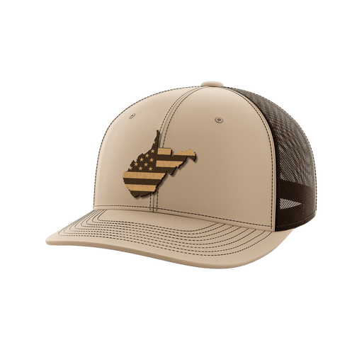 West Virginia United Collection (leather)