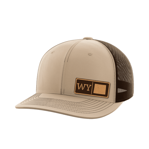 Wyoming Homegrown Collection (leather)