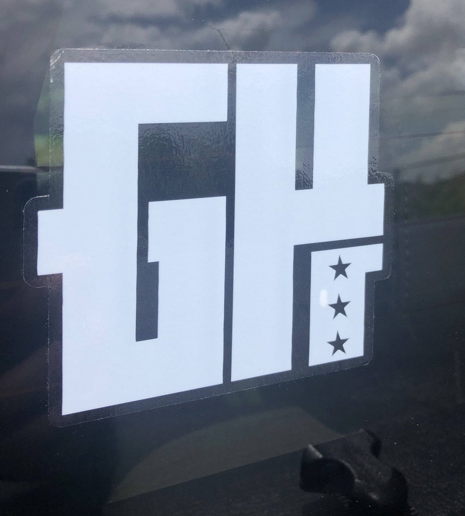 Greater Half Decal