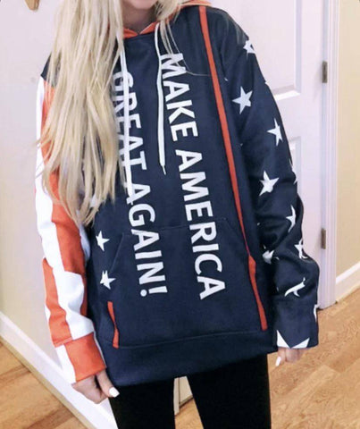Image of The MAGA Hoodie