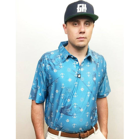 Image of Poseidon Golf Polo