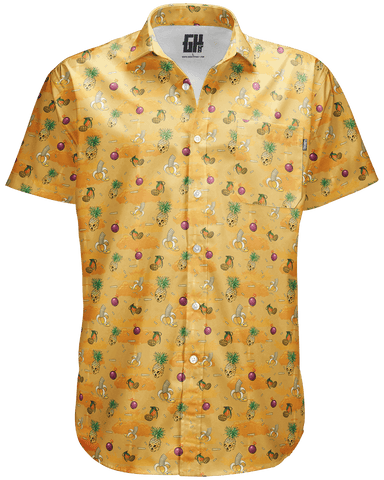 Image of Fruits of War Button Down