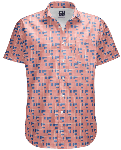 Freedom Weave Button Down