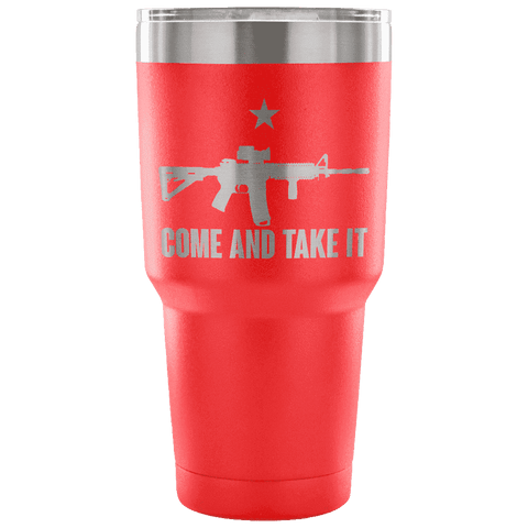Come and Take It Tumbler / 30 oz. - Greater Half