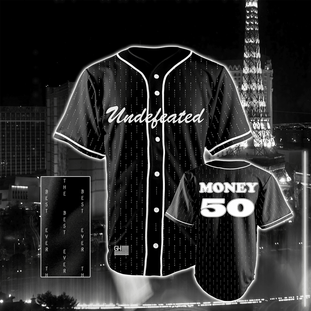 Money Win #50 Jersey Shirt Greater Half