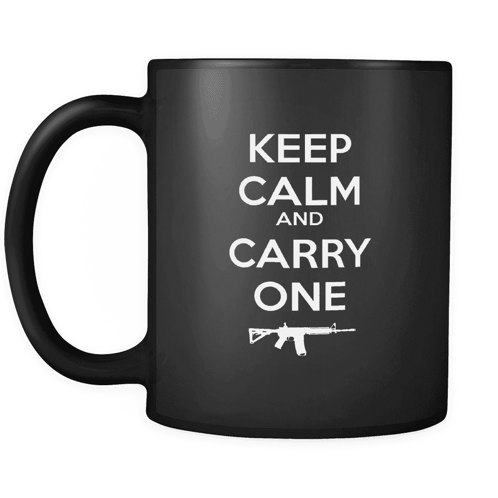 Carry One Mug Drinkware teelaunch