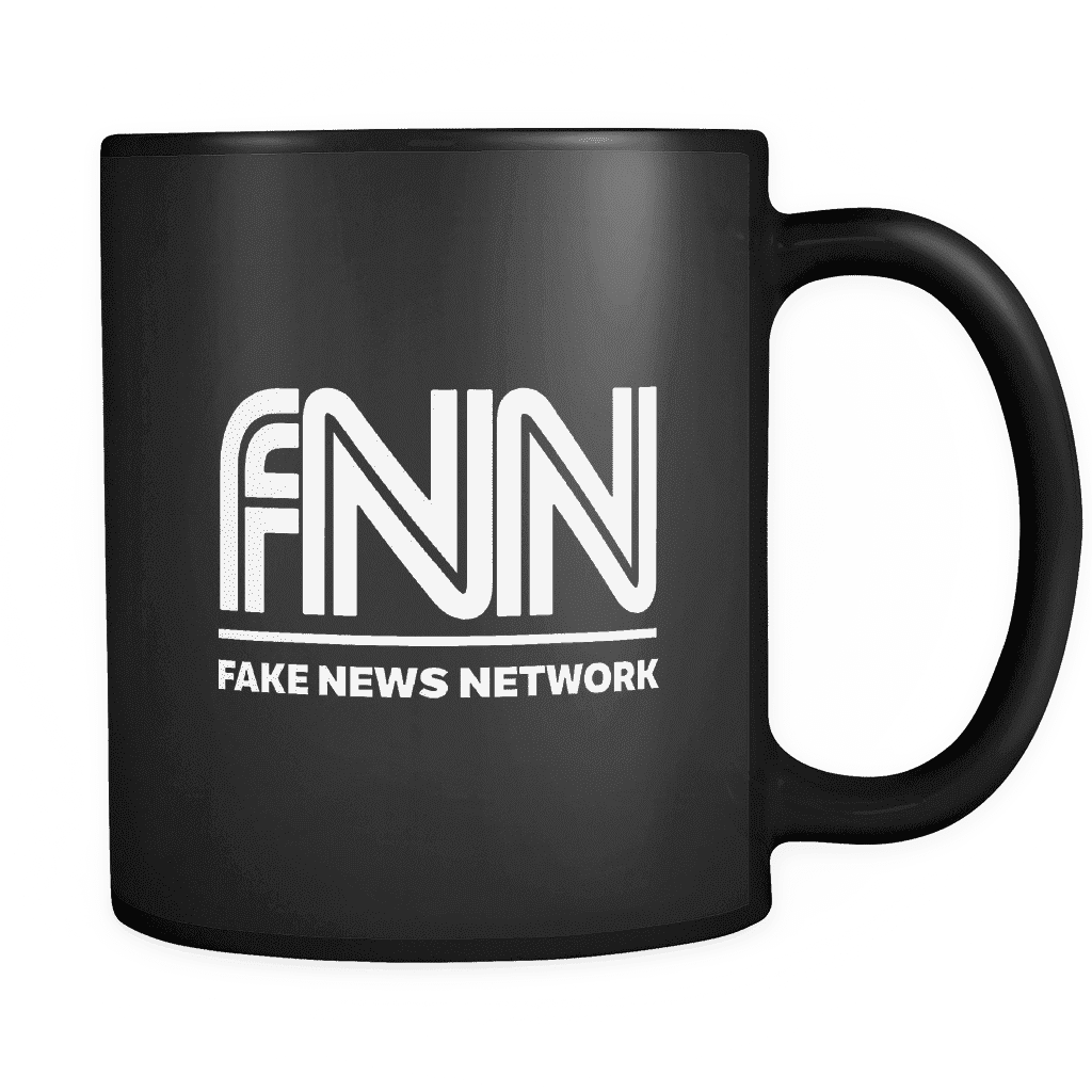 Official FNN Mug Drinkware teelaunch fnn