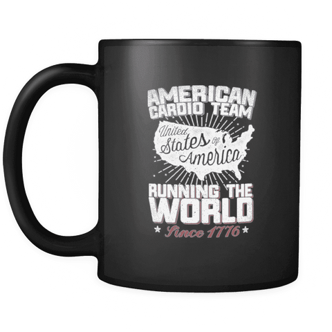 Image of American Cardio Team Mug - Greater Half