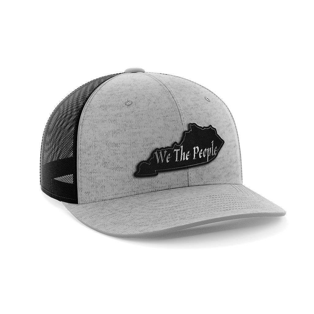We The People Kentucky Black Patch Hat