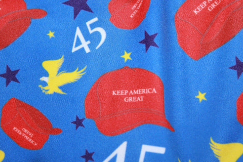 Keep America Great Golf Polo