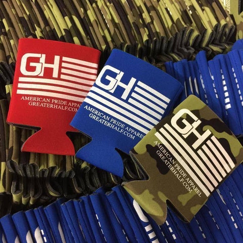 Greater Half Koozie Koozies Greater Half