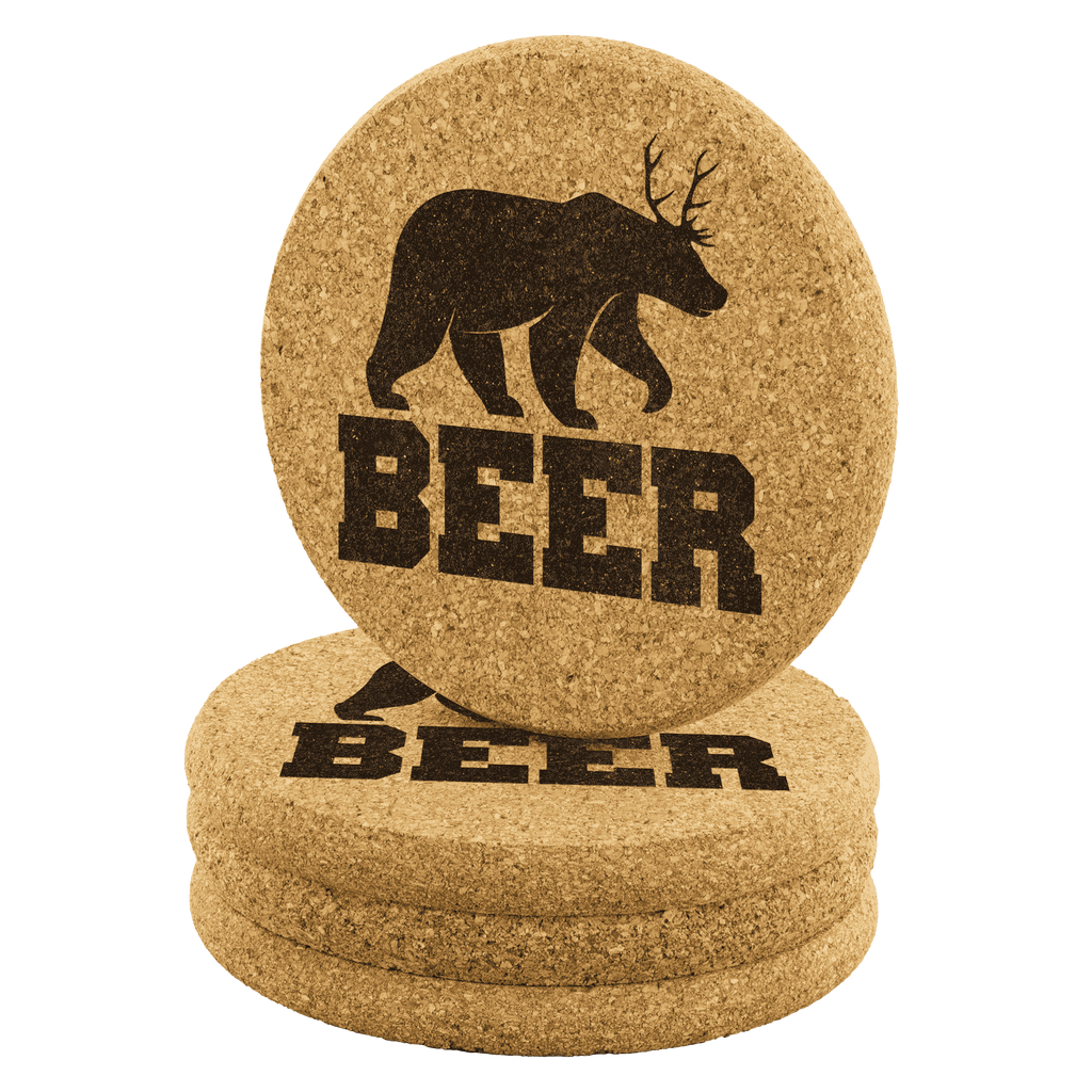 Beer Coasters - Greater Half