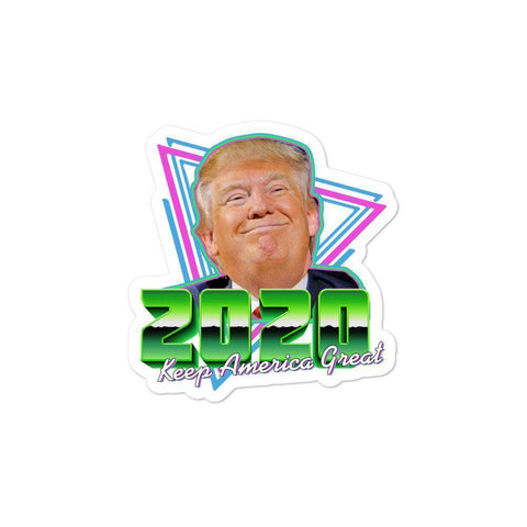 Image of Retro Keep America Great 2020 Sticker