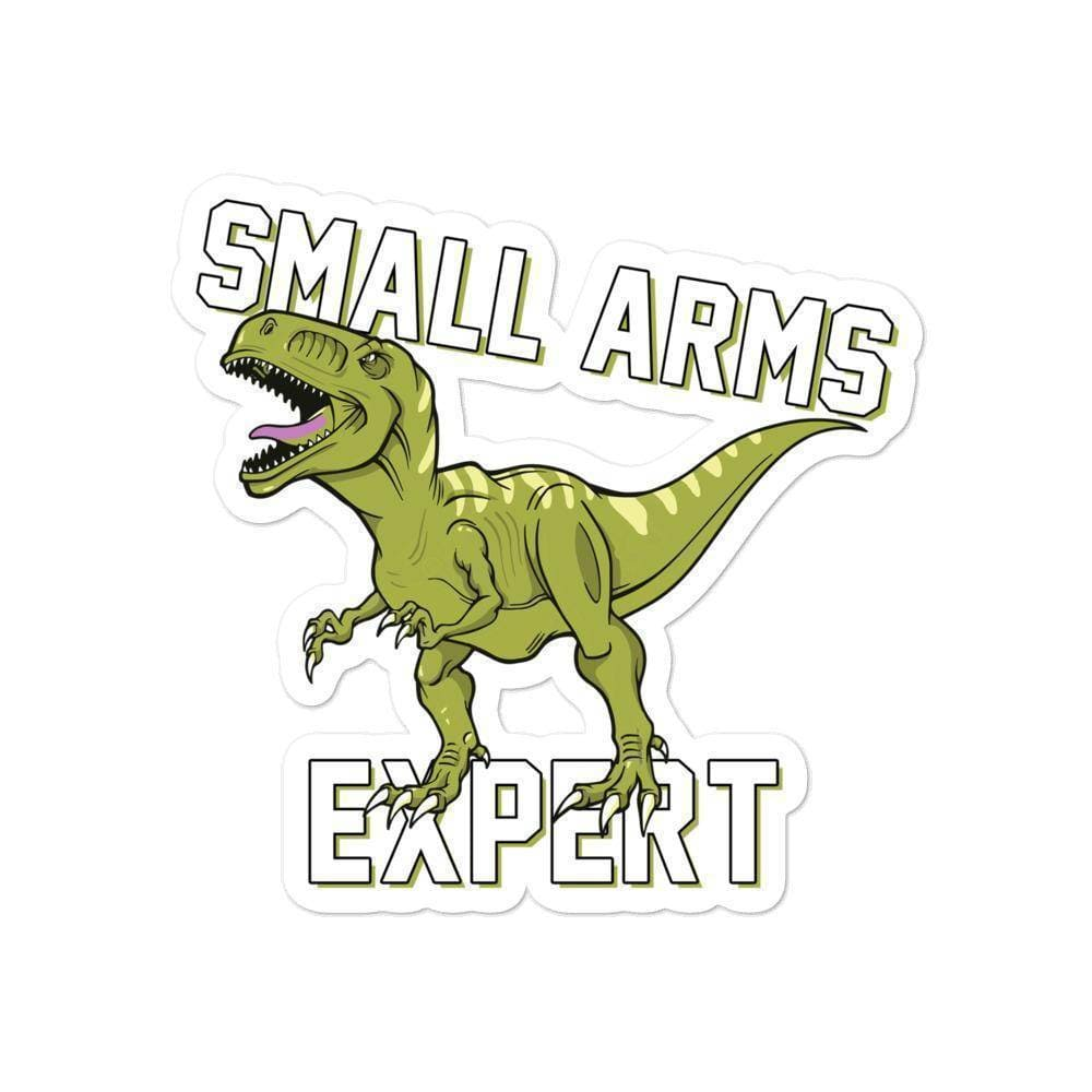 Small Arms Expert Sticker
