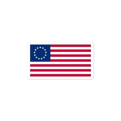 Image of 13 Colonies Stickers - Greater Half