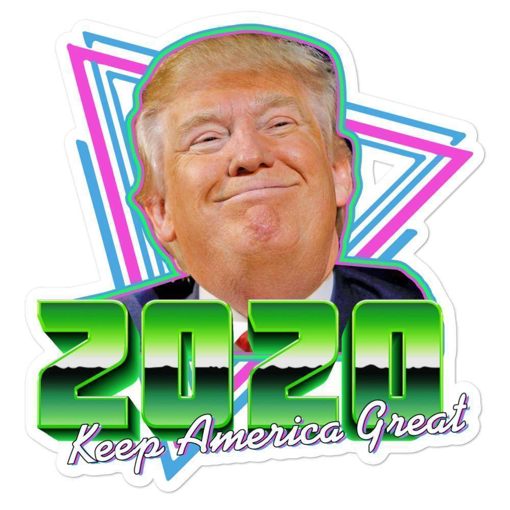 Retro Keep America Great 2020 Sticker