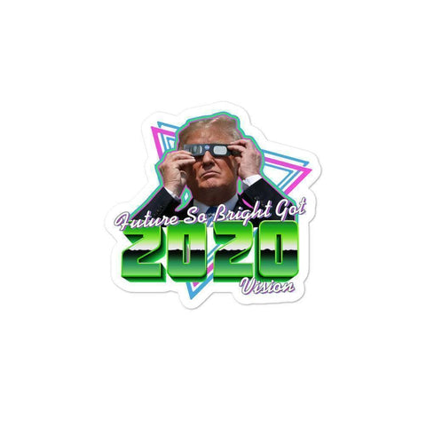 Image of Trump: 2020 Vision Sticker