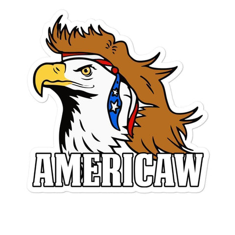 Americaw Sticker - Greater Half