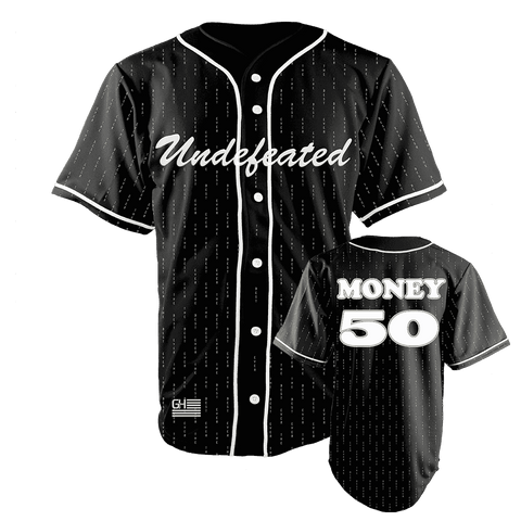 Image of Money Win #50 Jersey Shirt Greater Half