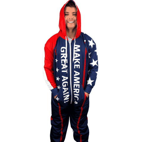 Image of The MAGA Onesie