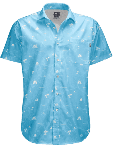 Island Hopper Button Down