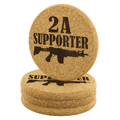 Image of 2A Supporter Coasters