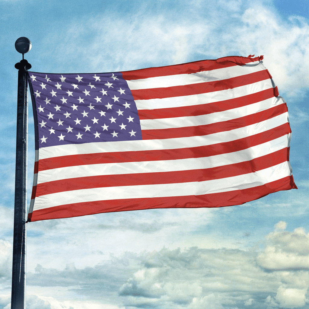American Flag - Greater Half
