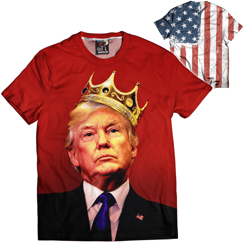 Notorious Commander in Chief Tee