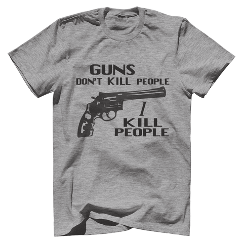 Image of Guns Don't Kill - Greater Half