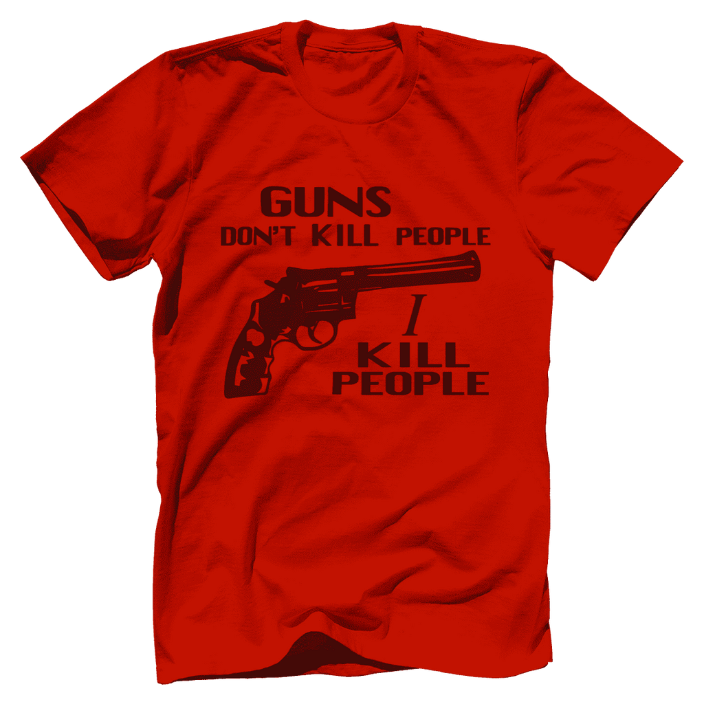 Guns Don't Kill - Greater Half