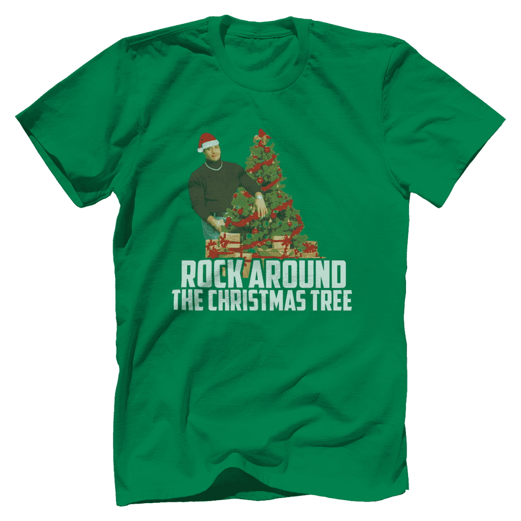Rock Around the Christmas Tree