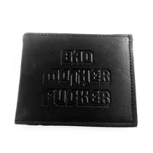 Bad Mother Fucker Bi-Fold Leather Wallet USA
