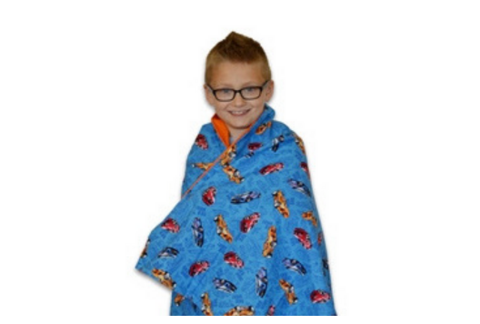 WEIGHTED BLANKET FOR JACKSON