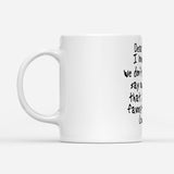Mug for Dad Father's Day Personalized gifts for Him - White Mug