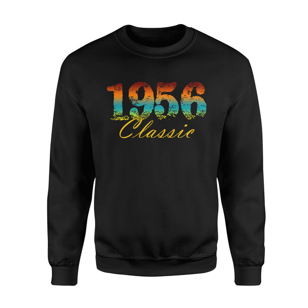 Classic 1956 Born in 1956 - Standard Fleece Sweatshirt