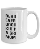 Great Mom Gift, Mother's Day 2018, Mug for Mom, Mommy Coffee Mug 11oz 15oz