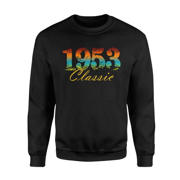 Classic 1953 Born in 1953 - Standard Fleece Sweatshirt