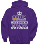 Queen Are Born In October